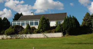 Strathardle, Croft Road, Lochcarron, Wester Ross