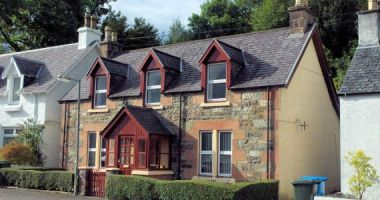 Tigharry Cottage, self catering holidays, Lochcarron, Scottish Highlands